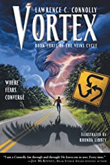 Vortex: Book Three of the Veins Cycle Kindle Edition