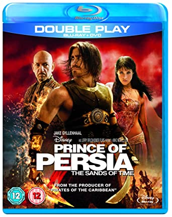 Amazon Com Prince Of Persia The Sands Of Time Double Play Movies Tv