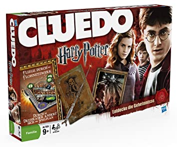 Jouets Et Hasbro 31148100 PotterJeux Cluedo Harry jSULzMVqGp
