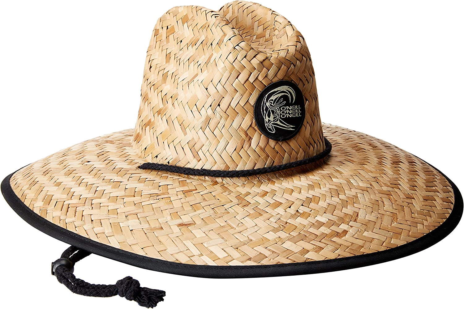 O'NEILL Men's Straw Lifeguard Sonoma Print Sun Hat