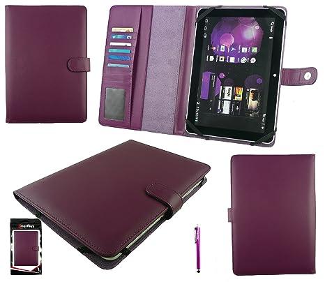 Emartbuy ® Púrpura Stylus + Rango Universal Púrpura Básico ...