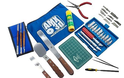 Kit de herramientas para impresora 3D, 40 piezas, todas las ...