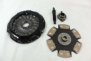 EFT Xtreme etapa 4 Kit de embrague compatible con Hyundai Tiburon, se GT 2,7 V6 5 y 6 velocidades: Amazon.es: Coche y moto