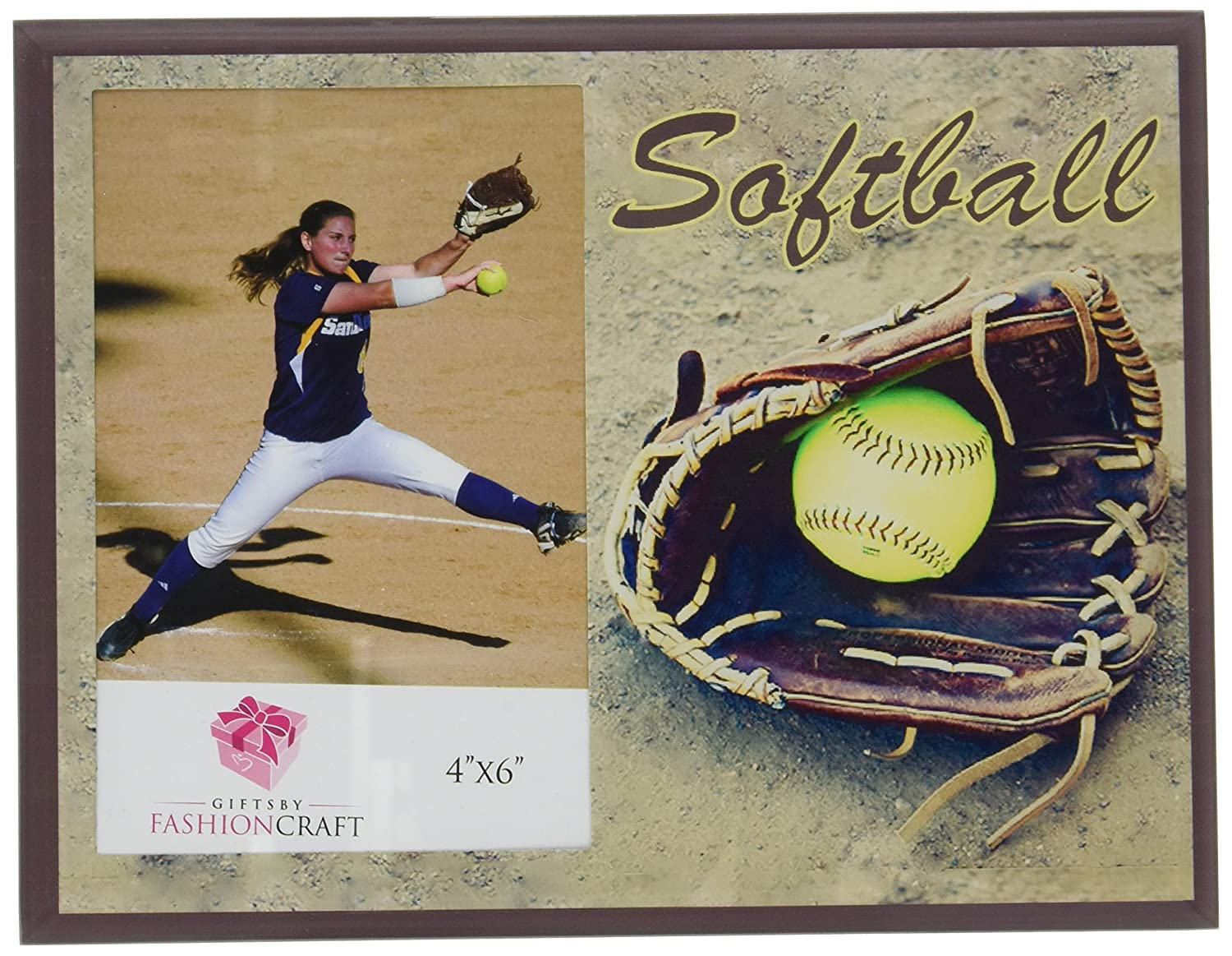 Amazon.com - Fashioncraft Softball Themed Frames from Gifts -