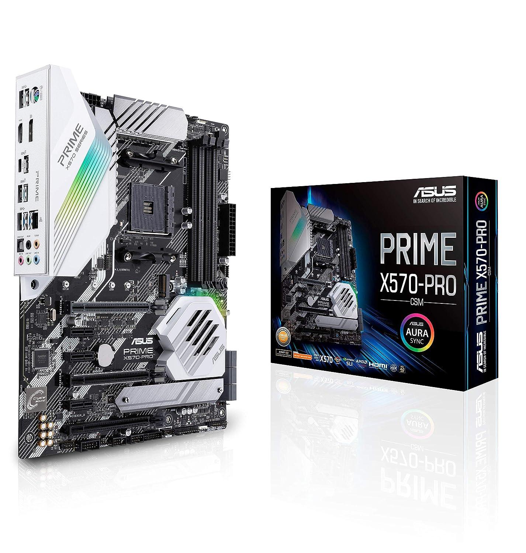 Amazon in: Buy Asus Prime X570-PRO/CSM AMD AM4 ATX