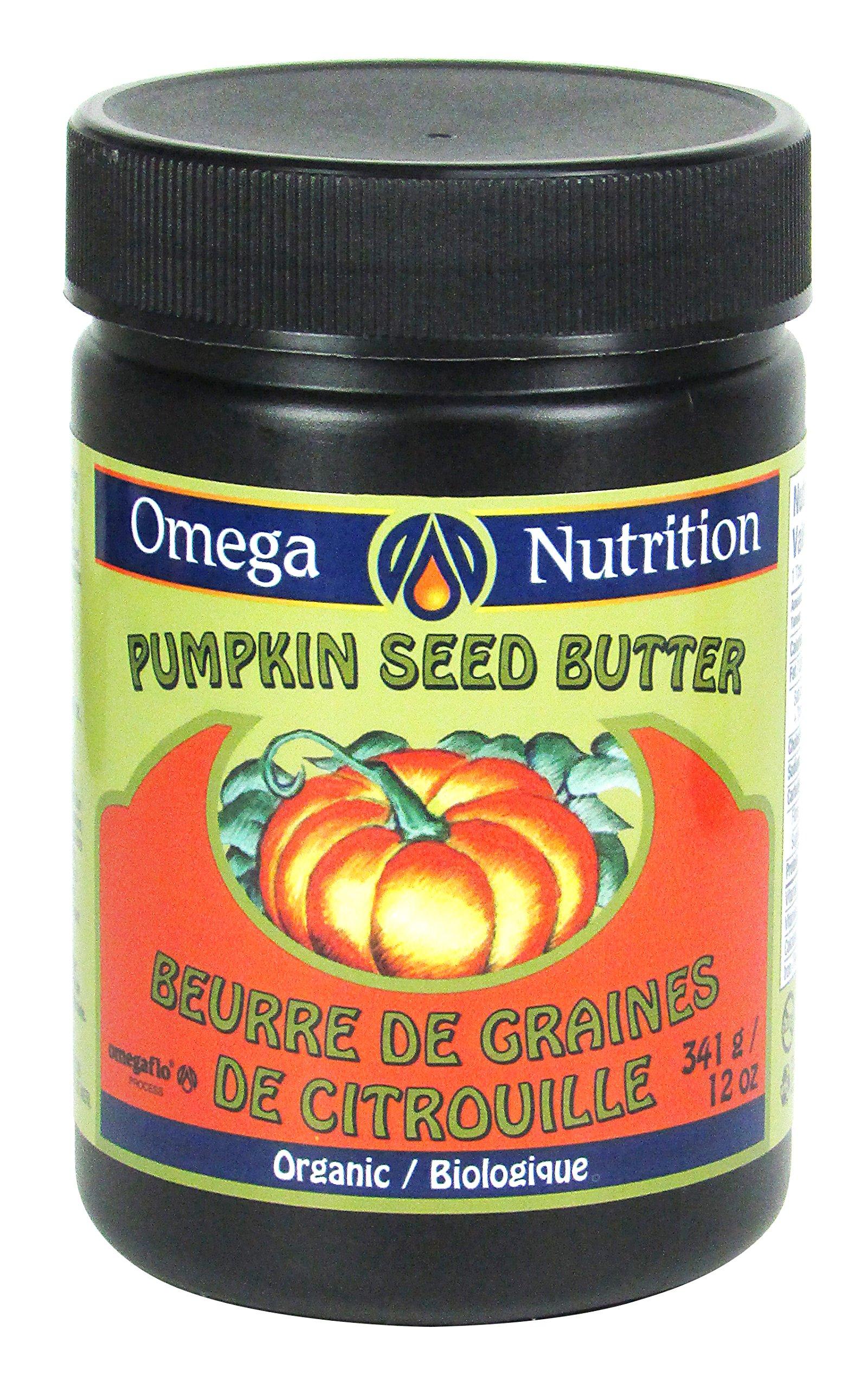 Omega Nutrition Pumpkin Seed Butter, 12-Ounce