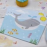 Ginger Ray détenteur & poissons Thème mer parti serviettes - sous la mer