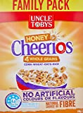 UNCLE TOBYS Cheerios Honey Multigrain Cereal, 570g