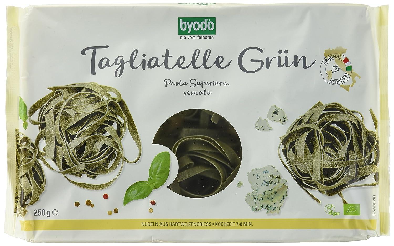 Byodo Grüne Tagliatelle-Nester
