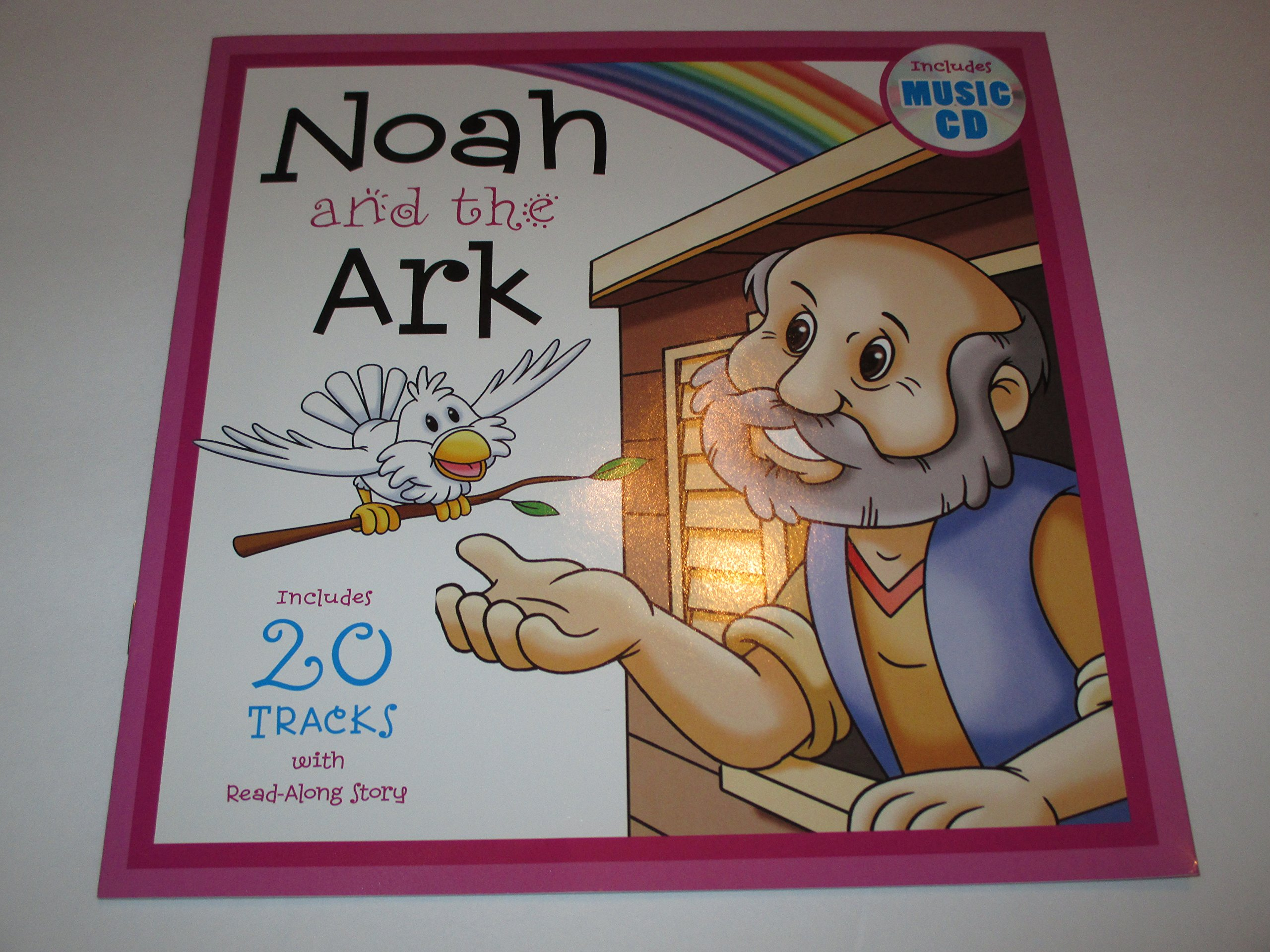 Download Noah and the Ark Children's Book and CD Set PDF