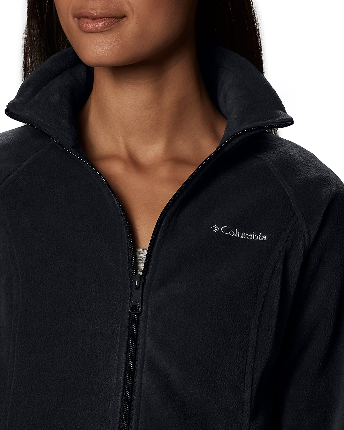 93fee7d3925 Columbia Women s Benton Springs Full Zip Jacket