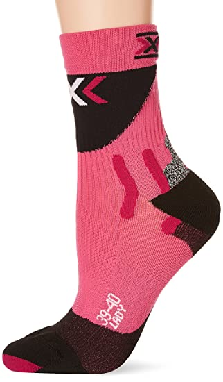 X-Socks Calcetines para Adultos en función de la Temperatura y Montar en Bicicleta por Lady: Amazon.es: Deportes y aire libre