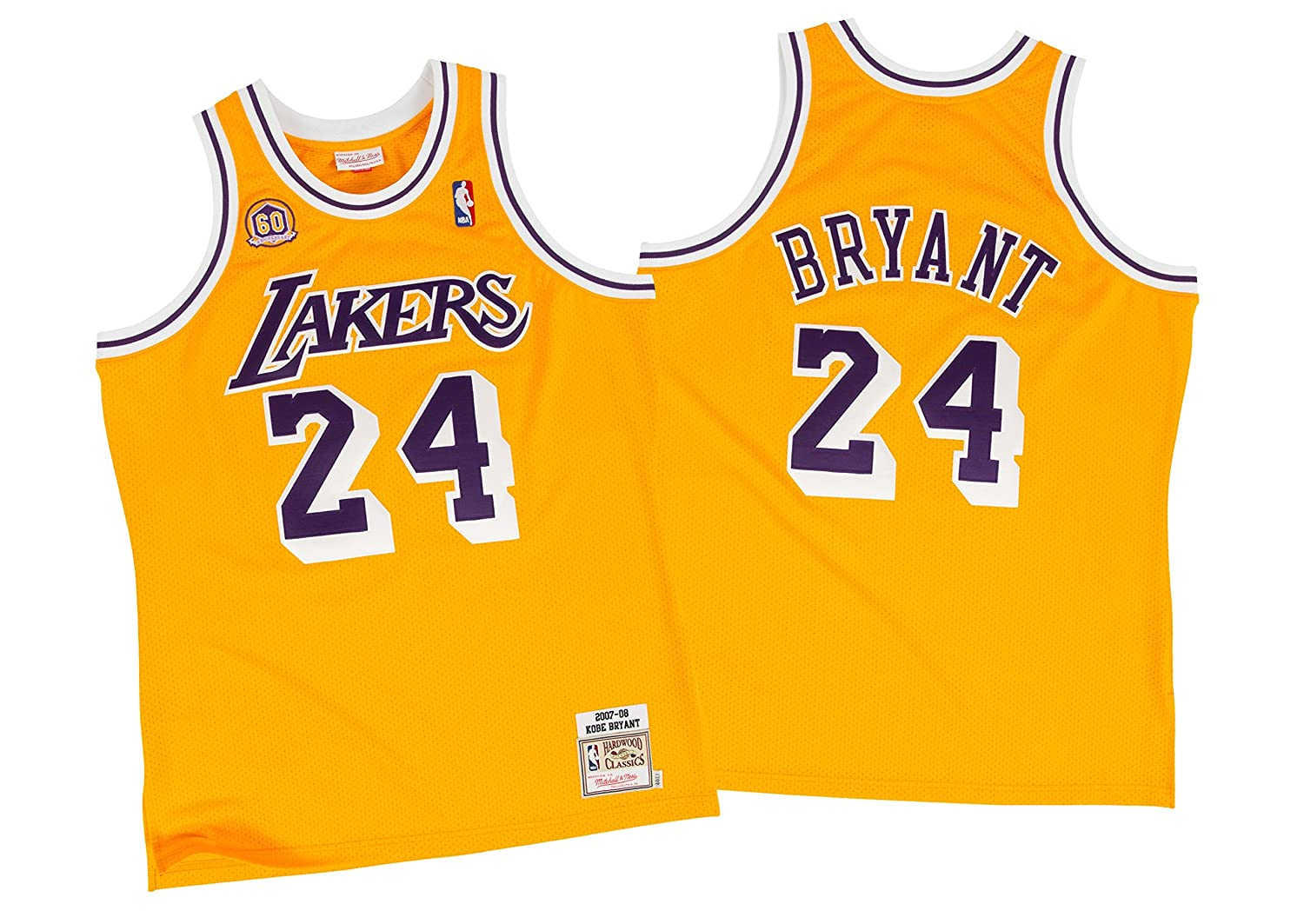 Amazon.com   Kobe Bryant Los Angeles Lakers  24 NBA Men s 2007 Authentic  Jersey   Sports   Outdoors 5be46ad3d