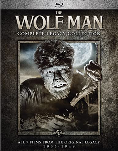 The Wolf Man: Complete Legacy Collection [Blu-ray]