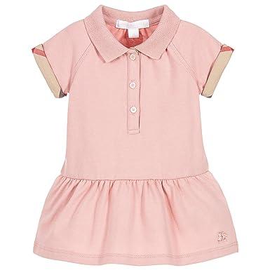 Burberry - Robe - Fille rose rose  Amazon.fr  Vêtements et accessoires 45cf5638d4e