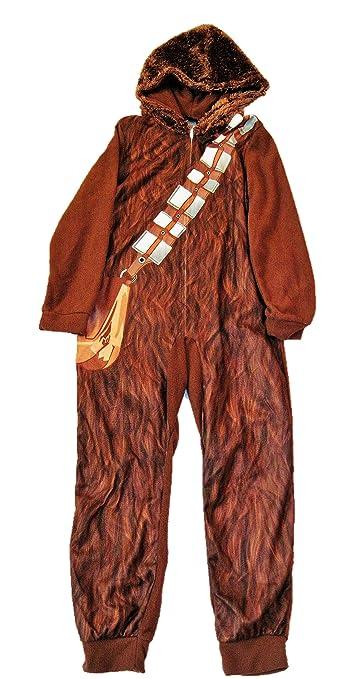 Star Wars Boys One Piece Fleece Sleeper Pajama