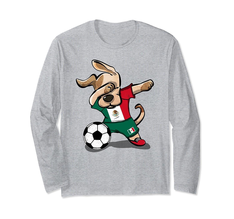96cd124d6 Dog Dabbing Soccer Mexico Jersey Shirt Mexican Football-anz – Anztshirt