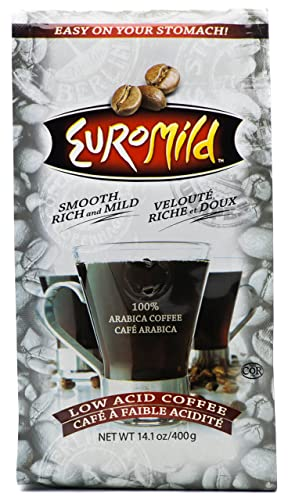 Euromild Low Acid Ground Coffee