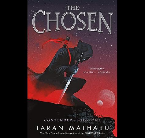 Amazon Com The Chosen Contender Book 1 Ebook Matharu Taran Kindle Store
