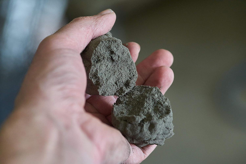 Teton-Black 50LB Foundry Green Sand Olivine Super-Fine Facing Sand for Metal Casting 180 MESH