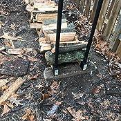 Amazon Com Pleasant Hearth 32mm Heavy Duty Log Rack