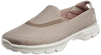 c125aa13614 Skechers Gowalk 3 Women s Walking Shoes  Amazon.co.uk  Shoes   Bags