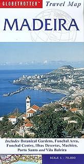 Madeira Travel Map (Globetrotter Travel Map)