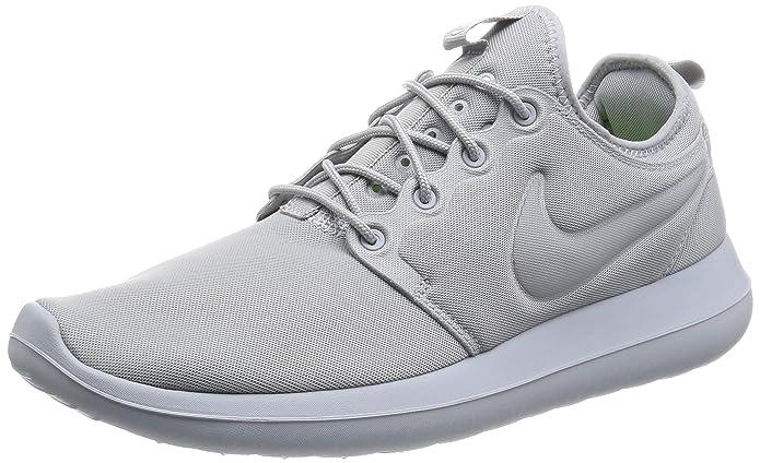 Nike Roshe Two Sneakers Herren Grau mit grauem Streifen