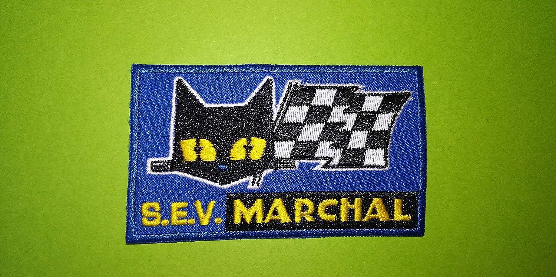 5 CM A553 Patch ECUSSON SEV MARCHAL Bleu 9