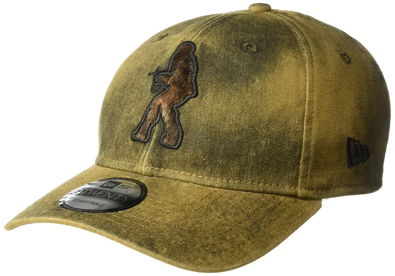 Amazon.com  New Era Cap Men s The Last Jedi Chewbacca 9TWENTY Adjustable  Cap 122b7fb7ae09