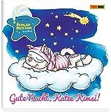 Die Schlafmützen: Gute Nacht, Katze Kimsi!: Pappbilderbuch mit Klappe
