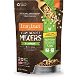 Instinct Raw Boost Mixers Freeze Dried Raw Dog Food Topper, Blends Grain Free Natural Dog Food Topper