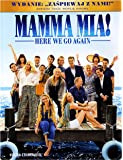 Mamma Mia! Here We Go Again [DVD] (Polish Import)
