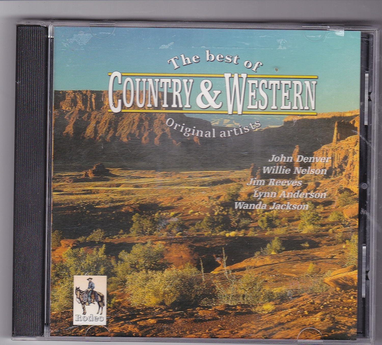 Best of Country & Western - John Denver, Don Williams, Willie Nelson ...