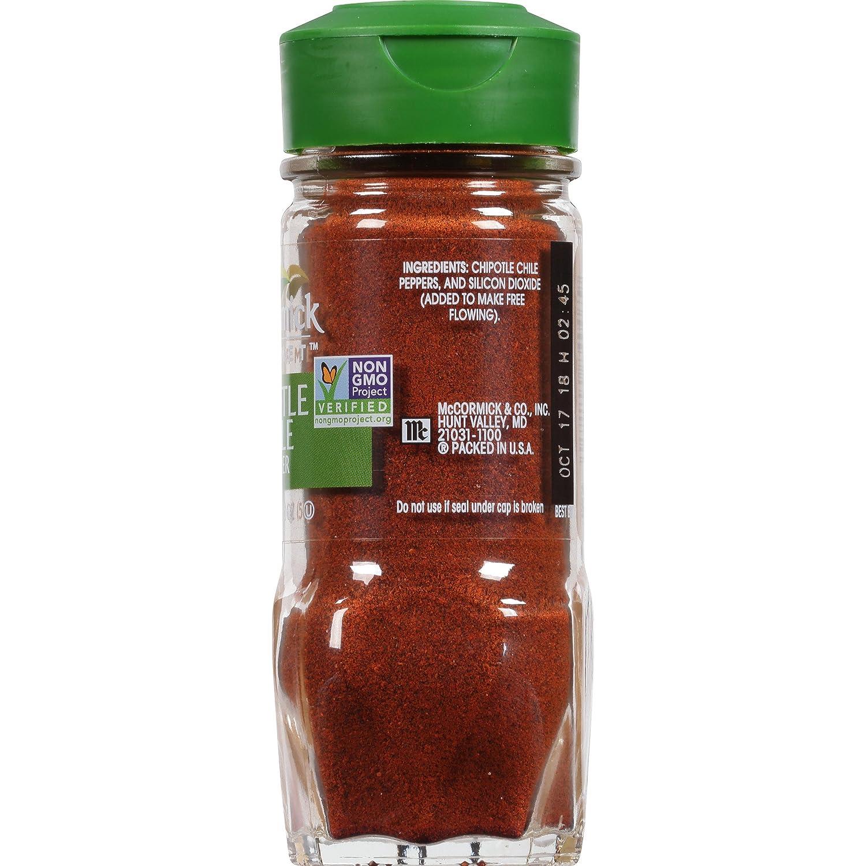 amazon com mccormick gourmet chipotle chile pepper 2 oz