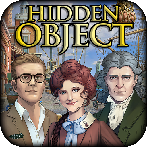 Hidden Object - Time Crimes Case