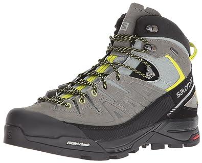 eb6ecf754560 Salomon Men s X Alp Mid LTR GTX High Rise Hiking Boots  Amazon.co.uk ...