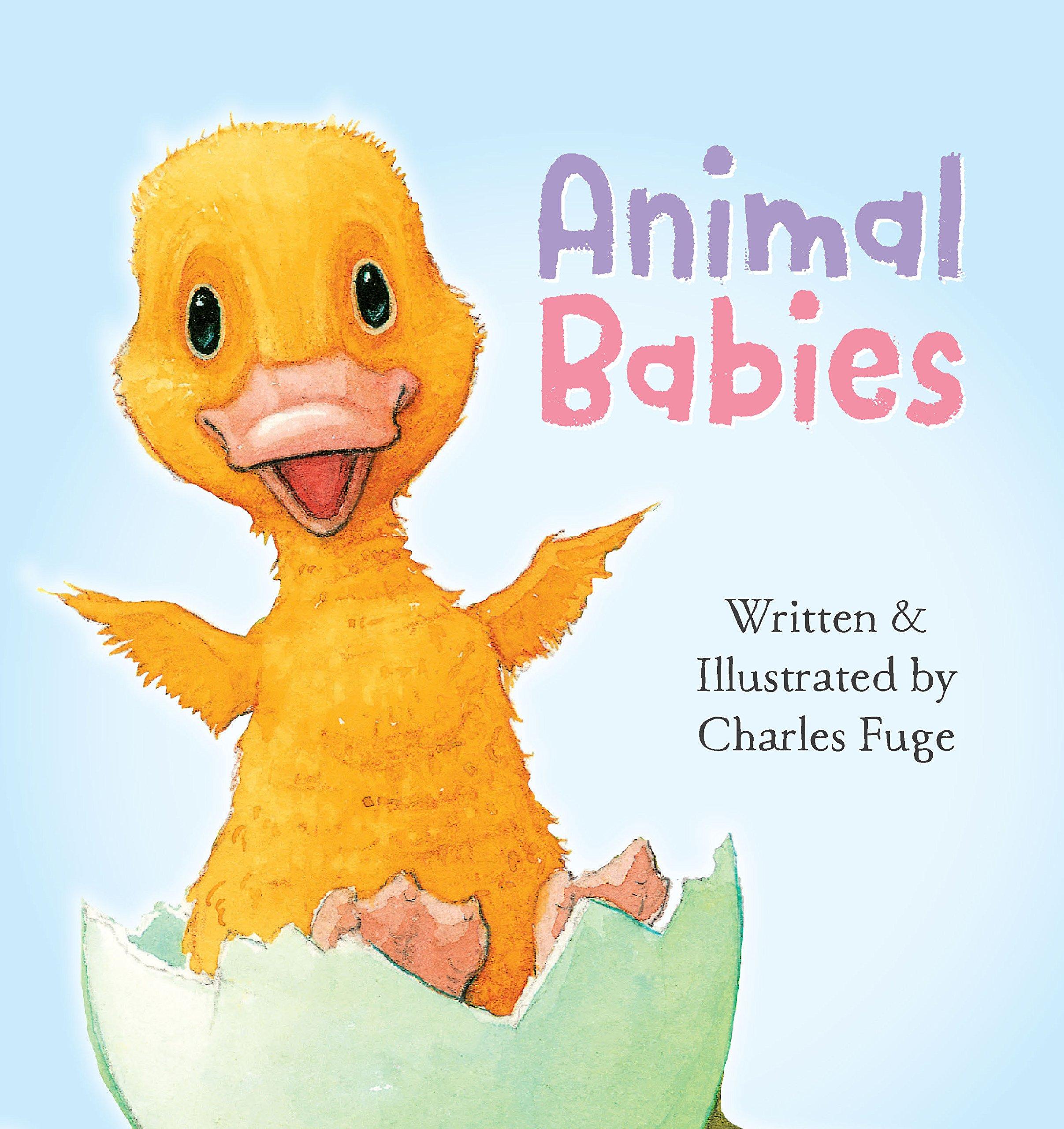 Animal Babies ebook