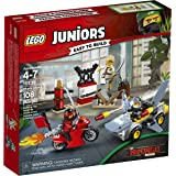LEGO Juniors Shark Attack 10739 Building Kit (108 Piece)