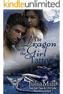 cf4ac4a11fd00 Dragon With the Girl Tattoo: Paranormal Dating Agency (Dragon Guard Book 21)