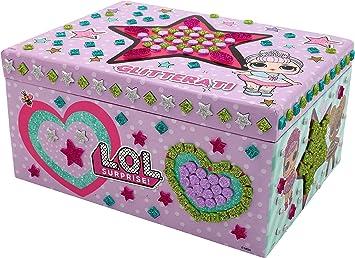 L.O.L. Surprise! Joyero para Niña con Pieza Mosaico Glitterati ...