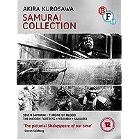 Kurosawa: The Samurai Collection [4 Blu-ray Disc Set] [UK Import]