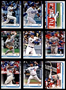 2019 Topps Los Angeles Dodgers Almost Complete Team Set Los Angeles Dodgers (Set) NM/MT Dodgers
