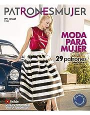 29 patrones de ropa para mujer. Tallas de la 36 a
