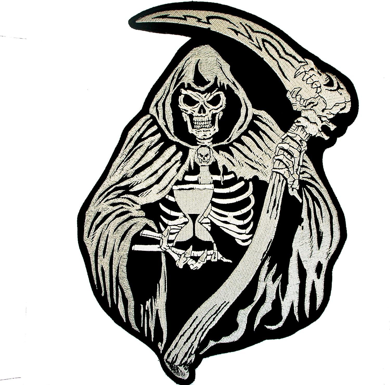 Gran Reaper con hora cristal 9