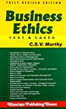 Business Ethics: Text and Cases