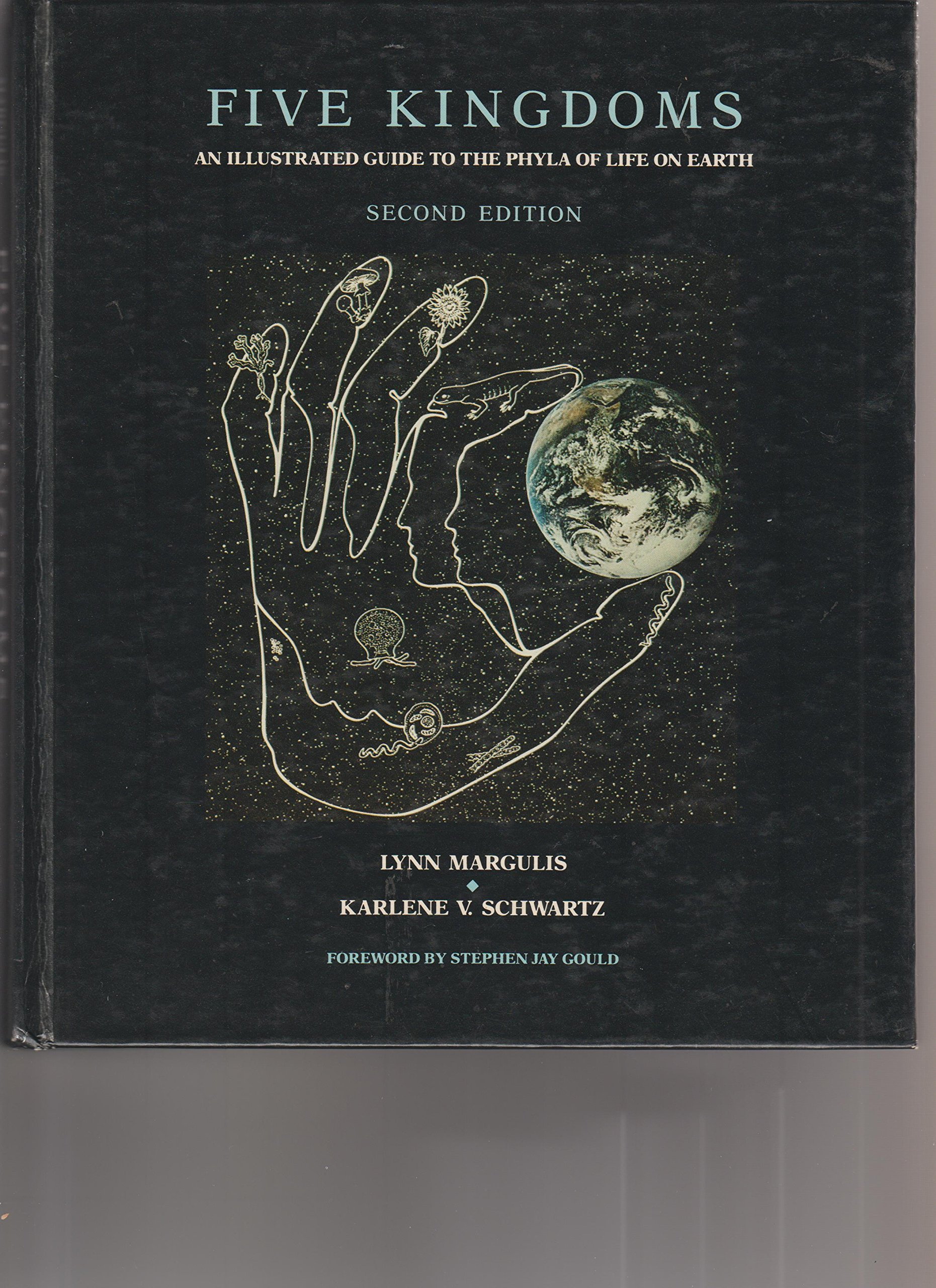 Five Kingdoms Il Rated Guide To The Phyla Of Life On Earth Hardcover 1988