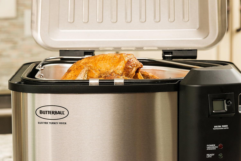 Amazoncom 23011615 Butterball XL Electric Fryer Garden Outdoor