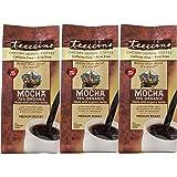 Teeccino Mocha Chicory Herbal Coffee Alternative, Caffeine Free, Acid Free, 11 Ounce (Pack of 3)