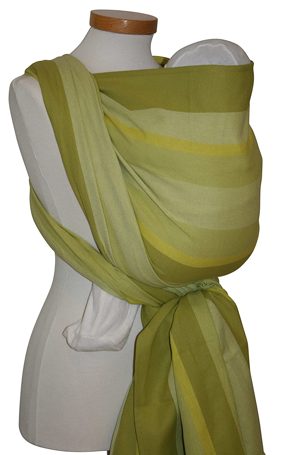 Storchenwiege Baby Wrap Organic Woven Cotton Baby Carrier From Germany 5.2, Olivia